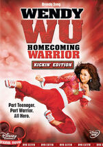 Wendy Wu Homecoming Warrior DVD