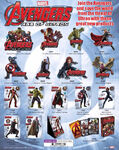 AOU Magnets and Standees