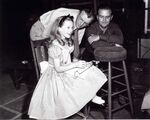 AliceInWonderland1951ProductionPhoto7
