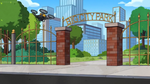 Big City Park Entrance