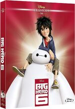 Big Hero 6 Spain Blu-ray Classics