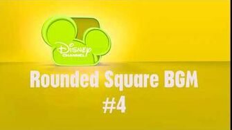 Disney Channel Rounded Square BGM 4