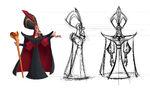 Disney INFINITY Jafar concept