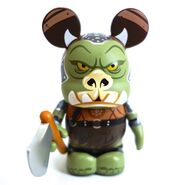 Gamorrean Vinylmation