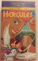 Hercules 2003 AUS VHS