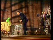 Kermit suffers from rheumatism