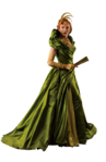 Lady Tremaine ballgown