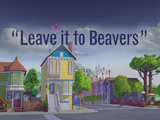 Leave it to Beavers (Puppy Dog Pals)