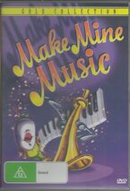 Make Mine Music AUS DVD