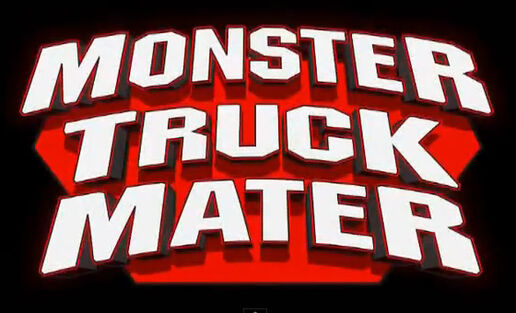 Monster Truck Mater Disney Wiki Fandom Powered By Wikia