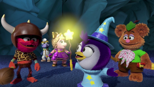 Muppet Babies 2018 TV series Wikipedia - oukas info