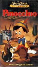 Pinocchio1997ItalianVHS