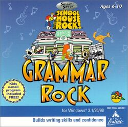 Schoolhouse rock grammar rock cd rom 2