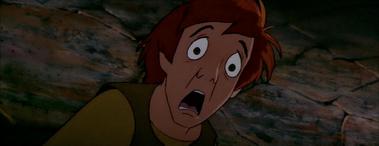 The Black Cauldron Taran Scared HD