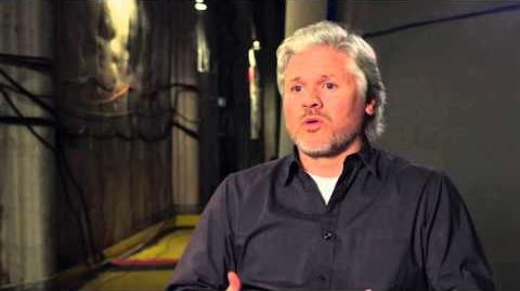 The Jungle Book Behind The Scenes Producer Interview - Brigham Taylor