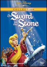 The Sword in the Stone 2002 AUS DVD
