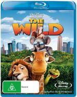 The Wild 2007 AUS Blu Ray
