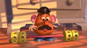 Toy Story - Cambios Extraños Español Latino