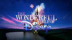 Wonder World of Disney 2015 logo