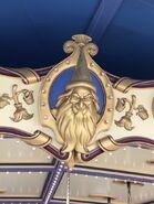 Yen Sid Fantasia Carousel