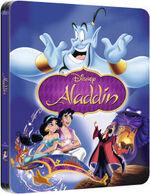 Aladdin Steelbook