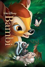 Bambi afis romana