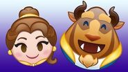 Beauty and the Beast As Told By Emoji Disney