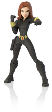Black Widow Disney INFINITY