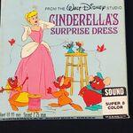 Cinderella's surprise dress super 8
