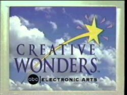 Creative wonders logo