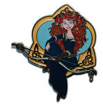 DLP - Brave - Booster Set - Merida Sitting with Her Bow