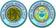 DLR - Disney Pin Trading Night 2013 - Sulley (Spinner)