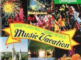 Disneyland/Walt Disney World Music Vacation