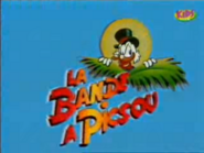 Ducktales French Heading