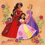 Elena, Isa and Naomi