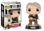 Funko Pop SDCC Exclusive Han Solo with Bowcaster