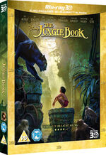 Jungle Book (2016) 3DBD