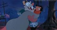 Lester Hugging Max