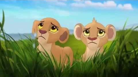 Lion Guard Behind-the-Scenes from E!