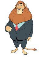 Mayor lionheart concept design