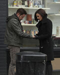 Once Upon a Time - 6x12 - Murder Most Fowl - Photography - Robin and Regina 2