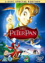 Peter Pan SE 2007 UK DVD