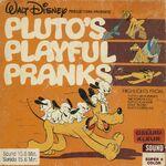 Pluto's playful pranks