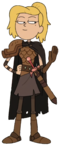 Toad Armored Sasha