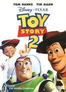 Toy Story 2 2002 AUS DVD