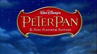 Питер Пэн (1953) – второй DVD-трейлер 2007 года