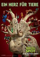 AUS Character-Poster Tierchensammler
