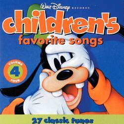 Childrens favorite songs volume 4
