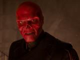 Cráneo Rojo