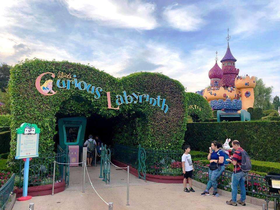 Alice S Curious Labyrinth Disney Wiki Fandom Powered By